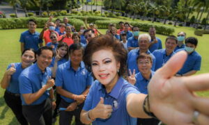 กอล์ฟอาชีพสตรีไทย